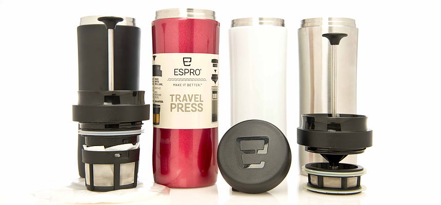 Espro® Travel Press